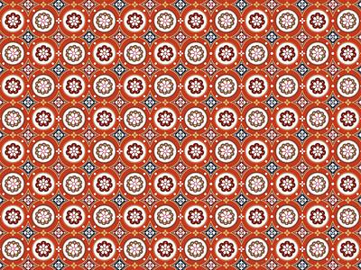 Old-Russian ornamental pattern christian ethnic seamless old pattern russian art russian church design ornament vector illustration vectorise reconstruction pattern folkart art history historical vector