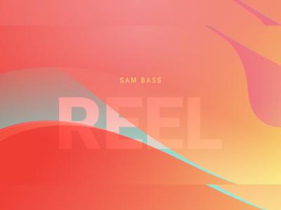 New Reel new 2018 motion graphics illustration animation design direction reel