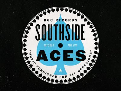Southside Aces - Band Shirt spade t-shirt shirt band swag swag merch record label band merch