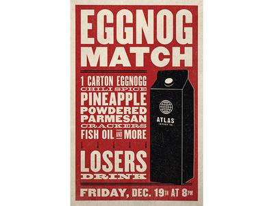 Eggnog Match