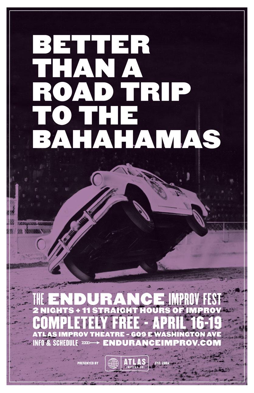 Endurance posters   bahahamas