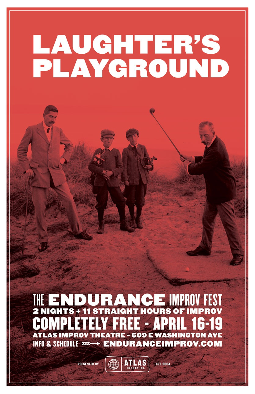 Endurance posters   playground