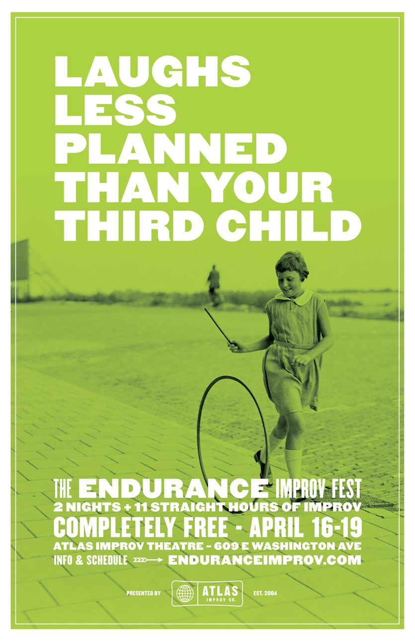 Endurance posters   child