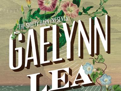 Gaelynn Lea Poster - Shitty Barn Sessions 153.17