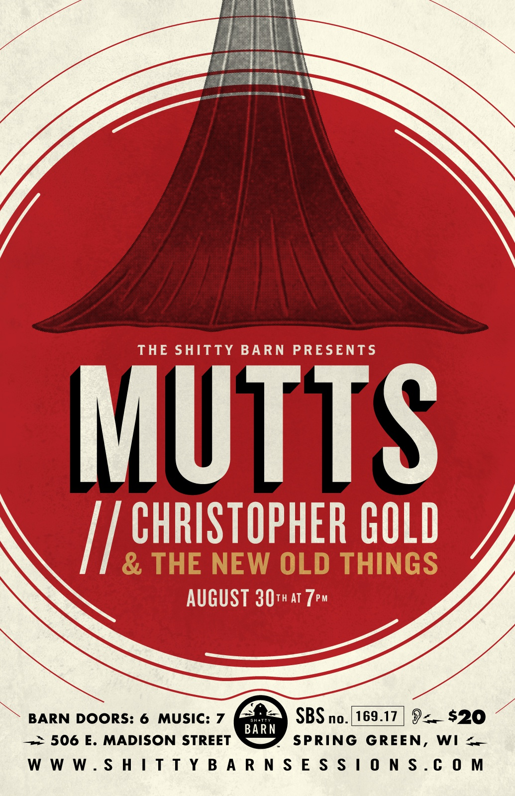 Sbs 169   mutts   christopher gold