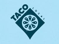 Taco Logo - Pinpoint
