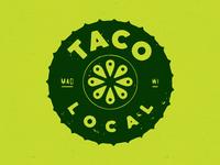 Taco Logo - Spikey