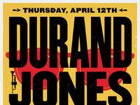 Durand jones poster