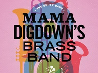 Mama Digdown's Brass Band - Shitty Barn Sessions 201.18