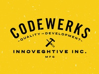 Codewerks Application Design & Branding
