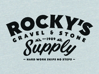 Rocky's Gravel & Stone Supply