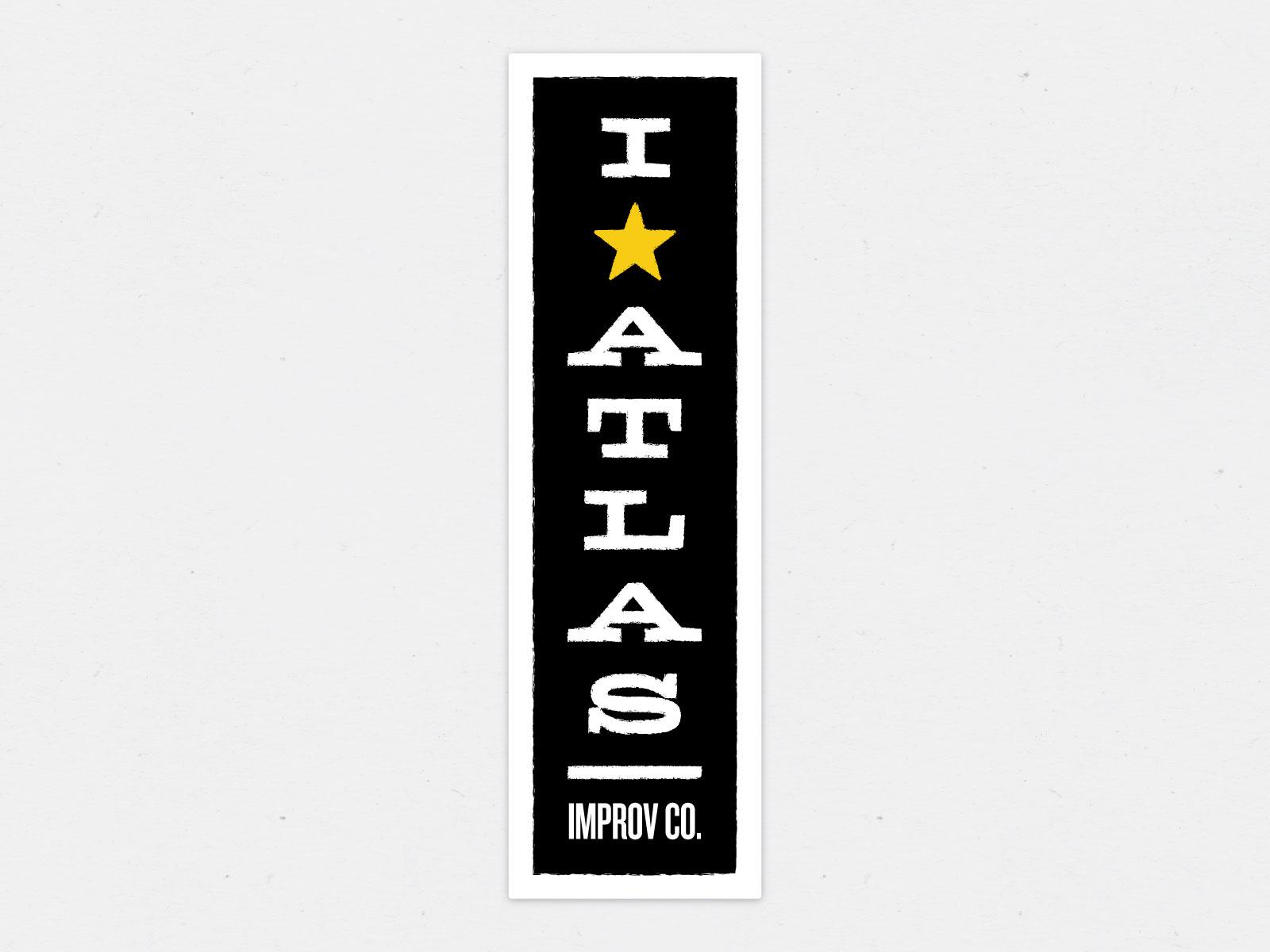 I star atlas sticker