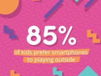 Screen time stats