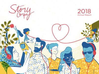StoryCorps illustration
