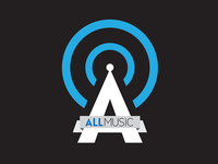 AllMusic Logo Design
