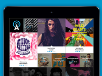 AllMusic Roundup iOS App