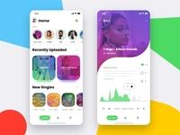 Music App   Shot