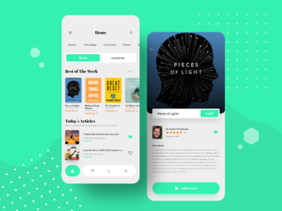 Books Store App