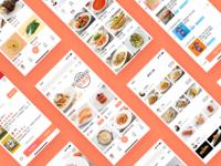 kitchen app redesign