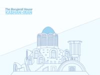 Kashan - Borujerdi House Museum
