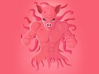 Fighter_Pig