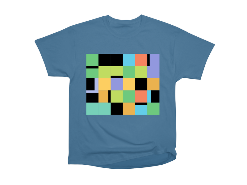Your Behaviour As An Alternative Display For Your Creativity colours simple t-shirt vector design