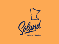 Soland - Self commissioned logo