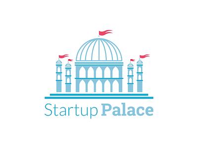 Startup Palace logo branding