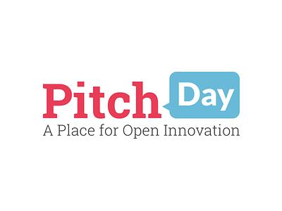 Pitchday logo branding