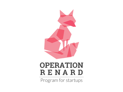 Operation Renard logo identity branding