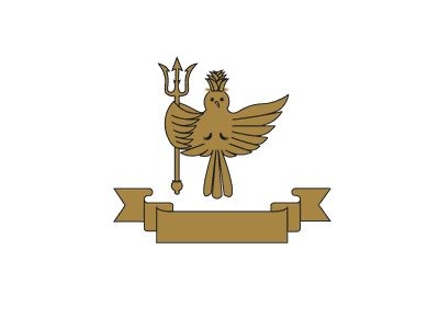 golden crown kinglet bird wearing a pineapple crown eatery food