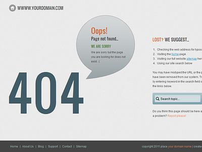 Error 404 Bubble 404 error page clean 404 error 404 error page