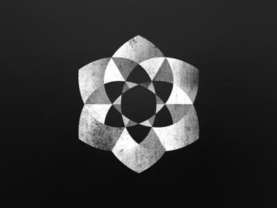 """Logo """"Mónika Zaldo"""" B/W"""