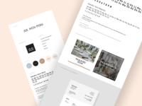 Hiiu pidu branding design branding hiiupidu wave minimalist brand identity brand
