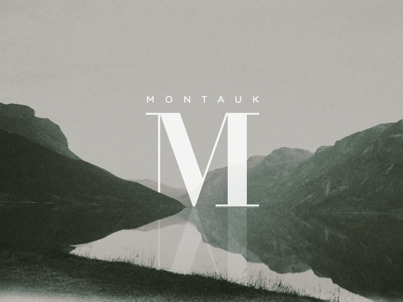 Montauk squarespace didot