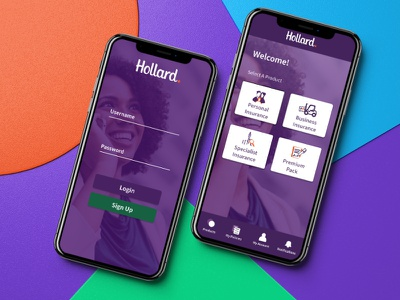 Hollard Ghana Mobile App hollard iphone x insurance app