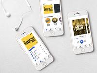 Simplistic Ghana Podcast App