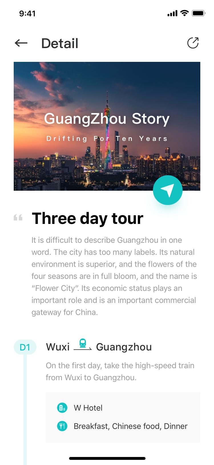 Travel app detail 2x