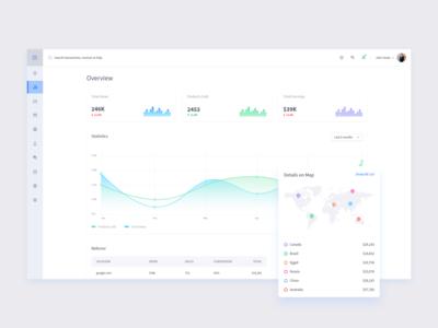 Dashboard Interface – 02