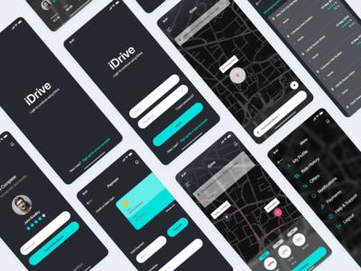 iDrive App concept
