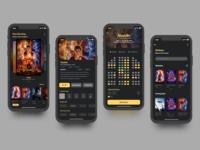 Show ticket booking app #2