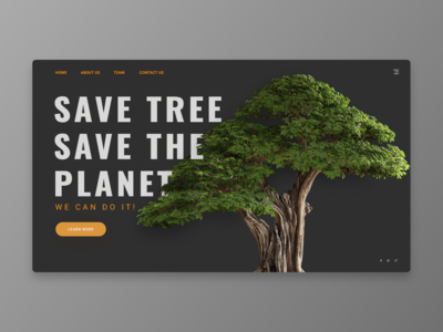 Save Tree Save The Planet