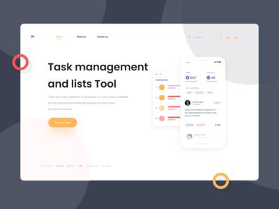 Task Management.