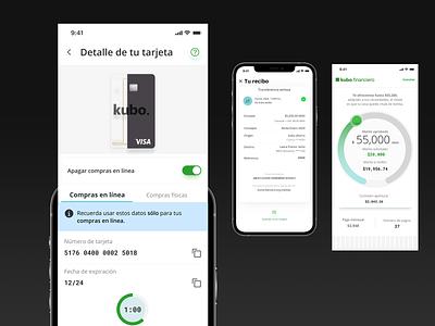 Wallet Concept cvv card details ticket ui mobile card wallet