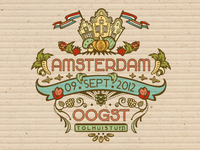 Amsterdam Harvest Event 2012