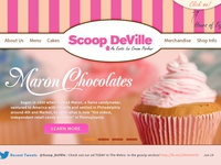 Scoop DeVille Home Page