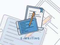 E-Writing Icon