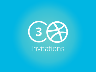 3 Tiny Announcements dribbble contest draft dribbble invite dribbble invites giveaway invitation invitations invite invite giveaway invites prospect