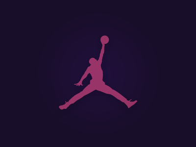 Hail Dribbbler slam dunk slam nba michael jordan air jordan graphic design dunk dribbbler basketball ball jordan air