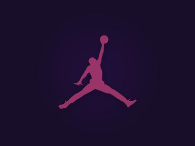 Hail Dribbbler slam dunk slam nba michael jordan air jordan graphic design dunk dribbbler basketball ball jordan air